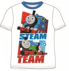 Thomas de Trein T-shirt - Wit