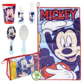 Mickey Mouse Toilettas Gevuld - 6 Delig