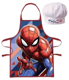 Spiderman Keukenschort - Kokskleding