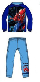Spiderman Joggingpak - Blauw/Blauw