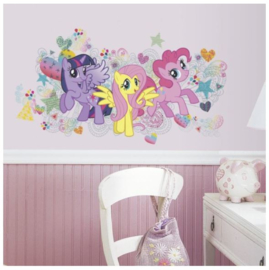 My little Pony Muurstickers - RoomMates