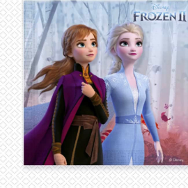 Disney Frozen2 Servetten - 16 stuks