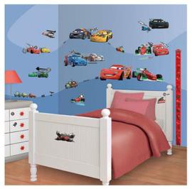 Disney Cars Muurstickers Room Decor Kit - Walltastic