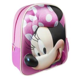 Minnie Mouse 3D Rugzak - 31 cm