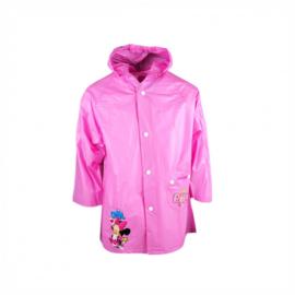 Minnie Mouse Regenjas - Licht Roze