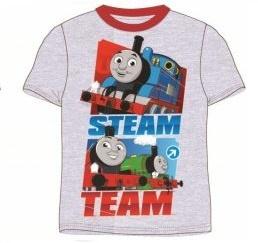 Thomas de Trein T-shirt - Grijs