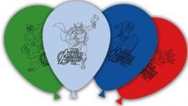 Avengers Ballonnen - 8 stuks