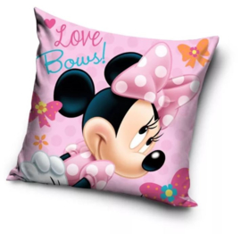 Minnie Mouse Kussen - Love Bows