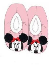 Minnie Mouse Pantoffel Slofjes - Roze