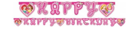 Disney Princess Letterslinger 'Happy Birthday'