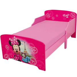 Minnie Mouse Peuterbed