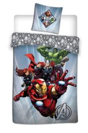 Avengers Dekbedovertrek 140 x 200 cm
