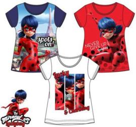 Miraculous Ladybug T-shirt - 4 t/m 8 jaar