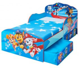 Paw Patrol Bed met Laden - Worlds Apart