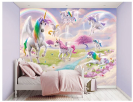 Magical Unicorn Behang XXL - Walltastic