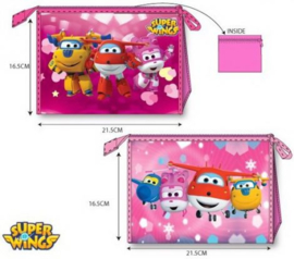Super Wings Toilettas - Roze