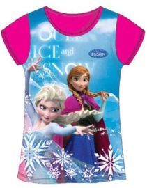Disney Frozen T-shirt - 4 t/m 8 jaar