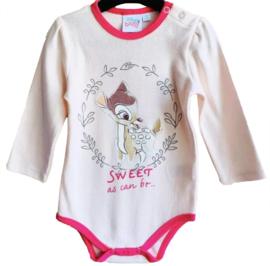 Bambi Rompertje Lange Mouw - Disney Baby
