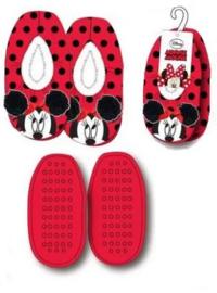 Minnie Mouse Pantoffel Slofjes - Rood