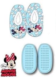 Minnie Mouse Pantoffel Slofjes - Bleu