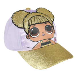 LOL Surprise 3D Baseball Cap Goud - Maat 54