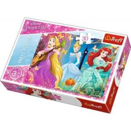 Disney Princess Puzzel - 30 stukjes - Trefl