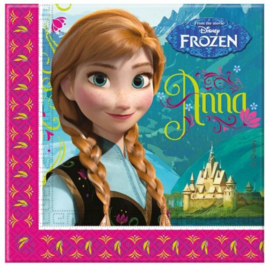 Disney Frozen Servetten Classic - 20 stuks