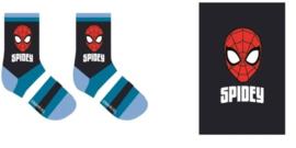 Spiderman Sokken Zwart - 1 paar