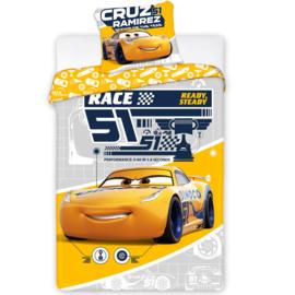 Disney Cars Dekbedovertrek 140 x 200 cm - Cruz Ramirez