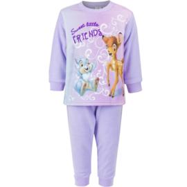 Bambi Fleece Pyjama Lila - Disney Baby