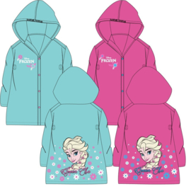 Disney Frozen Regenjas - Roze of Blauw