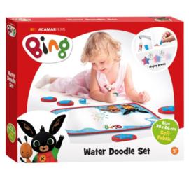 Bing Konijn Tekenmat  Water Doodle Set