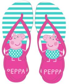 Peppa Pig Teenslippers met Hielband - maat 24/26