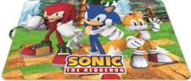 Sonic the Hedgehog Placemat - Nintendo