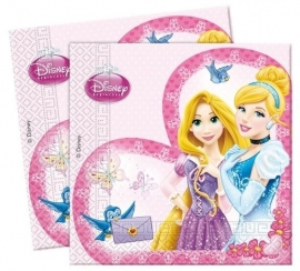 Disney Princess Servetten - 20 stuks