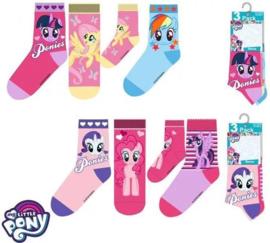 My little Pony Sokken - 3 paar