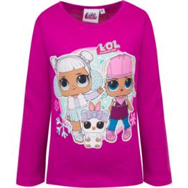 LOL Surprise Longsleeve Shirt - Violet