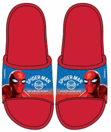 Spiderman Badslippers - Rood