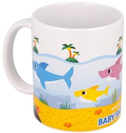 Baby Shark Mok - Keramiek
