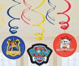 Paw Patrol Swirl Plafond Decoratie
