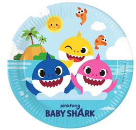 Baby Shark Feestartikelen
