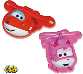 Super Wings Knuffelkussen