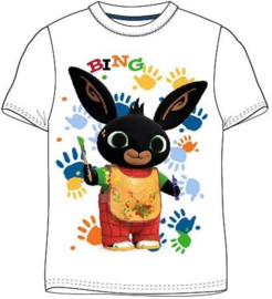 Bing Konijn T-shirt - Wit