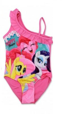 My little Pony  Zwempak / Badpak - Donker Roze