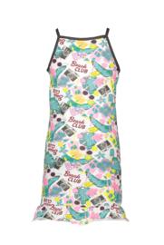 Moodstreet jurkje 5807 turquoise