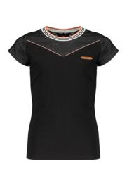 NoBell shirt Kanoi 3406 jet black