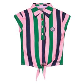 Quapi shirt AMINE multi colour stripe