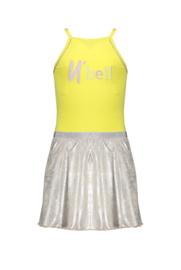 NoBell jurk 3800 light lemon