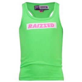 RAIZZED singlet PHOENIX neon green