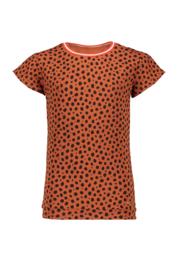 NoBell shirt Kalin 3404 cognac